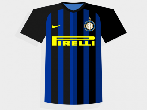 Inter Milan Away Jersey